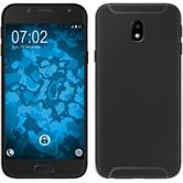 Silicone Case Galaxy J5 2017 Slimcase transparent + protective foils