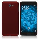 Hardcase Galaxy J7 Prime 2 rubberized red Case