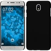 Hardcase Galaxy J7 Pro rubberized black Case