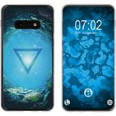 Samsung Galaxy S10e Silicone Case Element water M4