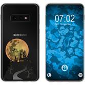 Samsung Galaxy S10e Silikon-Hülle Herbst  M4