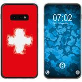 Samsung Galaxy S10e Silicone Case WM Switzerland M10