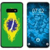 Samsung Galaxy S10e Silicone Case WM Brazil M3