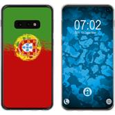 Samsung Galaxy S10e Silicone Case WM Portugal M8