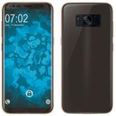 Silicone Case Galaxy S8 Plus 360° Fullbody gold Case