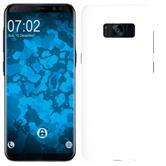 Hardcase Galaxy S8 Plus rubberized white