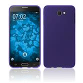 Silicone Case Galaxy J7 Prime 2 matt purple Case