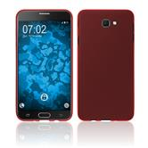 Silicone Case Galaxy J7 Prime 2 matt red Case