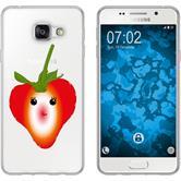 Samsung Galaxy A3 (2016) A310 Silicone Case summer M4