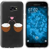 Samsung Galaxy A5 2017 Silicone Case summer M3
