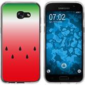 Samsung Galaxy A5 2017 Silikon-Hülle Sommer  M5