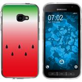 Samsung Galaxy Xcover 4 Silikon-Hülle Sommer  M5