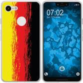 Google Pixel 3 XL Silicone Case WM Germany M6