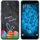 Google Pixel 3a Silicone Case Easter M6