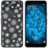 Google Pixel 3a Silicone Case Christmas X Mas M2
