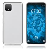 Silicone Case Pixel 4 crystal-case Crystal Clear Cover