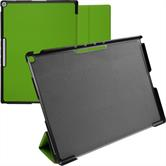 Artificial Leather Case Pixel C Tri-Fold green