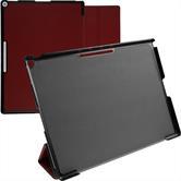 Kunst-Lederhülle Pixel C Tri-Fold rot