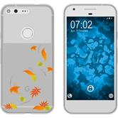 Google Pixel XL Silicone Case autumn M1