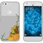 Google Pixel XL Silikon-Hülle Herbst  M5