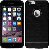 Hardcase for Apple iPhone 6 metallic black