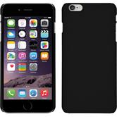 Hardcase for Apple iPhone 6 Plus rubberized black