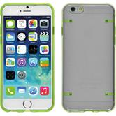 Hardcase for Apple iPhone 6 Plus transparent green