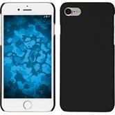 Hardcase for Apple iPhone 7 rubberized black
