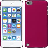 Hardcase for Apple iPod touch 5 / 6 rubberized hot pink
