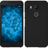 Hardcase for Google Nexus 5X rubberized black