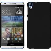 Hardcase for HTC Desire 820 rubberized black