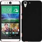 Hardcase for HTC Desire Eye rubberized black