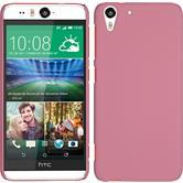 Hardcase for HTC Desire Eye rubberized pink