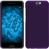 Hardcase for HTC One A9 rubberized purple