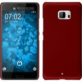 Hardcase U Ultra rubberized red