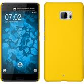 Hardcase U Ultra rubberized yellow
