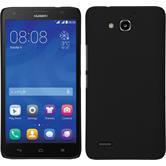 Hardcase for Huawei Honor 3X G750 rubberized black