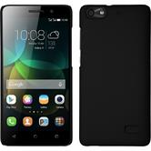 Hardcase for Huawei Honor 4c rubberized black