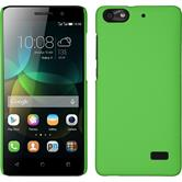 Hardcase for Huawei Honor 4c rubberized green