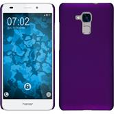 Hardcase for Huawei Honor 5C rubberized purple