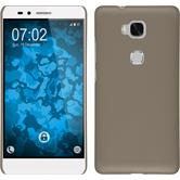 Hardcase for Huawei Honor 5X rubberized gold