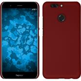 Hardcase Honor 8 Pro rubberized red