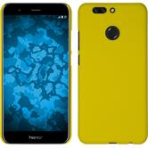 Hardcase Honor 8 Pro rubberized yellow