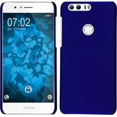 Hardcase for Huawei Honor 8 rubberized blue