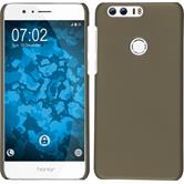 Hardcase for Huawei Honor 8 rubberized gold
