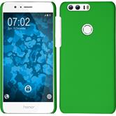 Hardcase for Huawei Honor 8 rubberized green