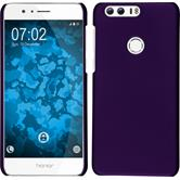 Hardcase for Huawei Honor 8 rubberized purple