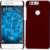 Hardcase for Huawei Honor 8 rubberized red
