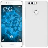 Hardcase for Huawei Honor 8 rubberized white