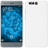 Hardcase Honor 9 rubberized white + protective foils